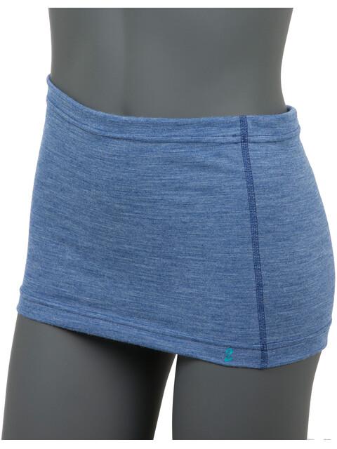 Triple2 LIEV Merino Hip warmers blauw